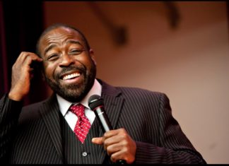 les brown life quotes