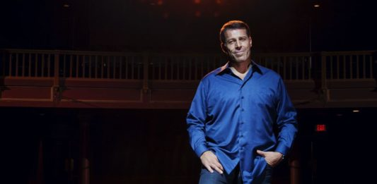 tony robbins success