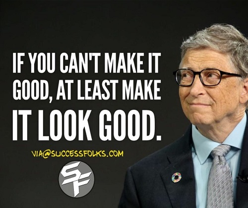 Bill Gates Quotes Successfolks